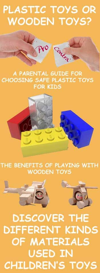Plastic Or Wooden Toys - Advantages and Disadvantages